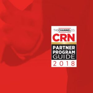 PKWARE Featured in CRN's 2018 Partner Program Guide