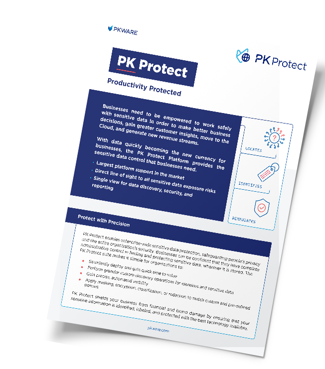 PK Protect: Productivity Protected