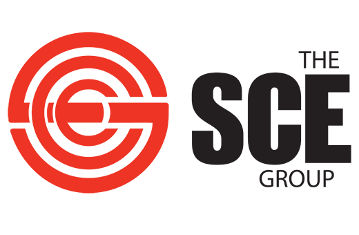 The SCE Group logo