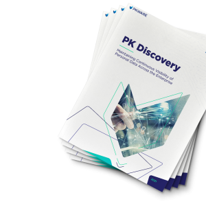PK Discovery: Maintaining Continuous Visibility of Personal Data Across the Enterprise