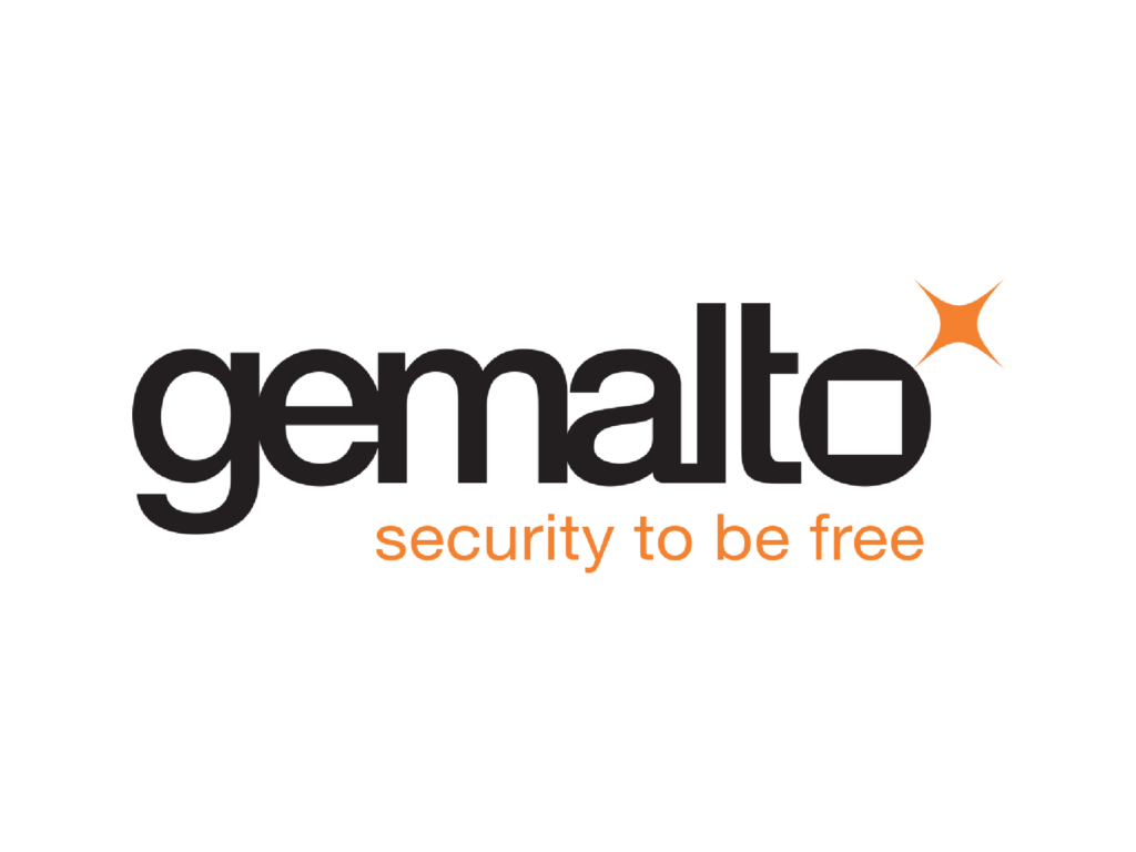Gemalto security to be free logo