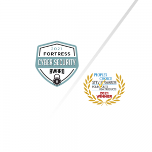 PKWARE Wins 2021 Fortress Cyber Security Award and People's Choice Stevie® Award