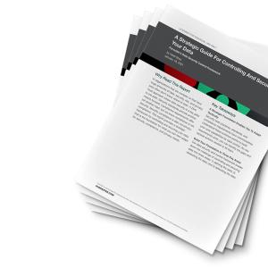 Forrester: A Strategic Guide for Controlling and Securing Your Data