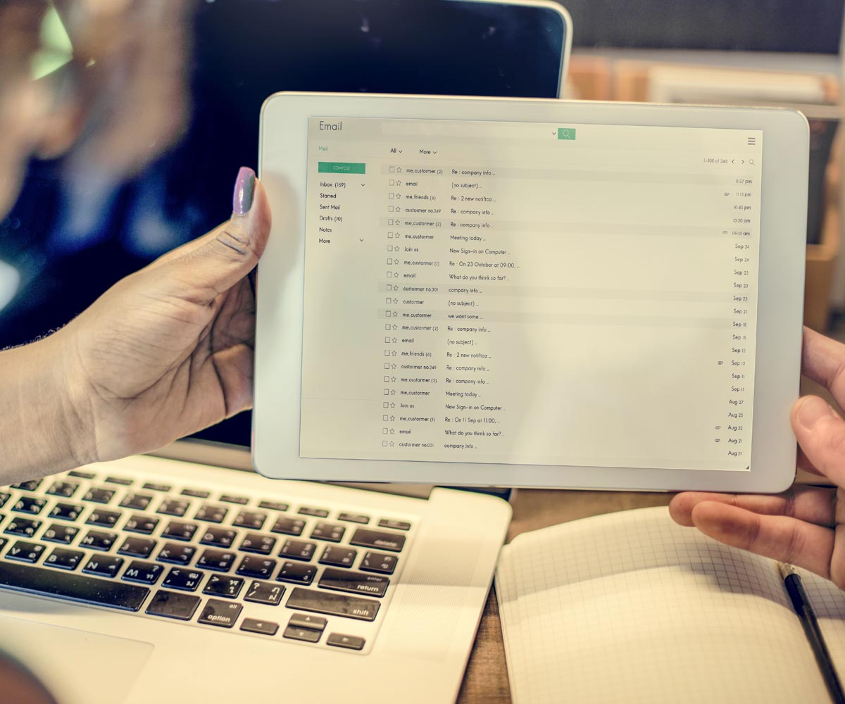 Taking the Guesswork Out of Protecting Email Information Exchange