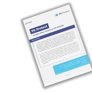 Simplify HIPAA Compliance with PKWARE